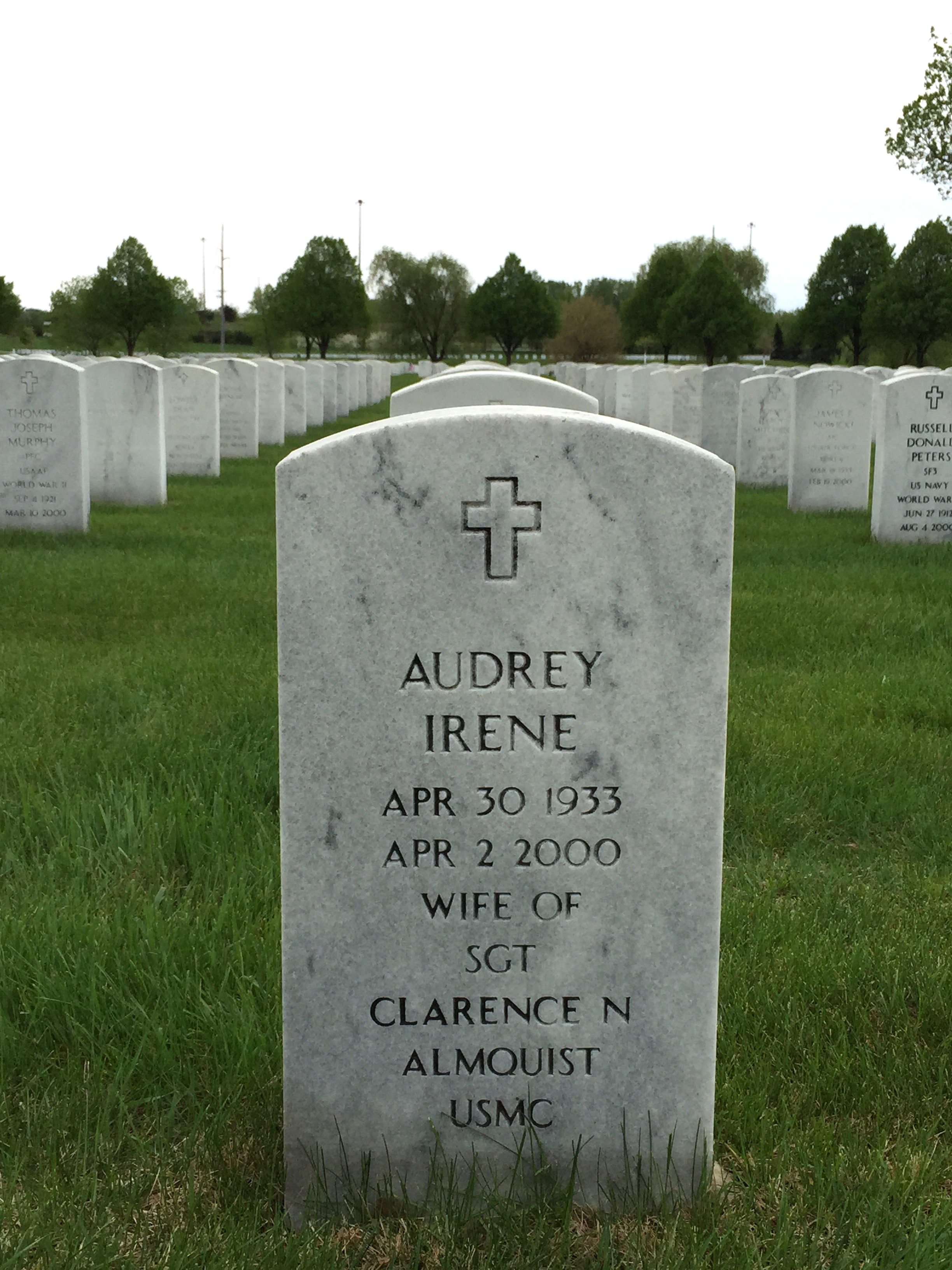Audrey Irene Almquist