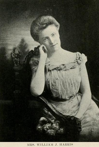 Caroline Carrie <i>Nelson</i> Harris