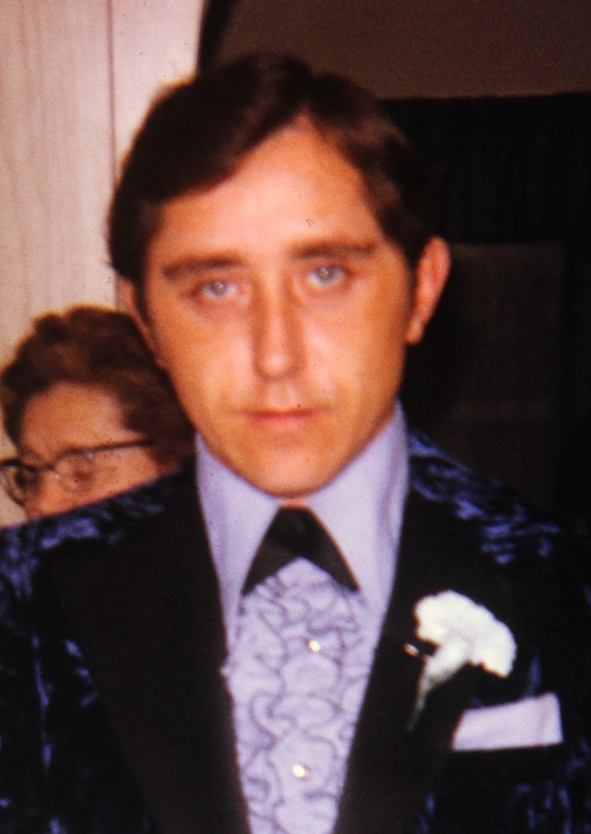 Harold Edgar Ed Bland