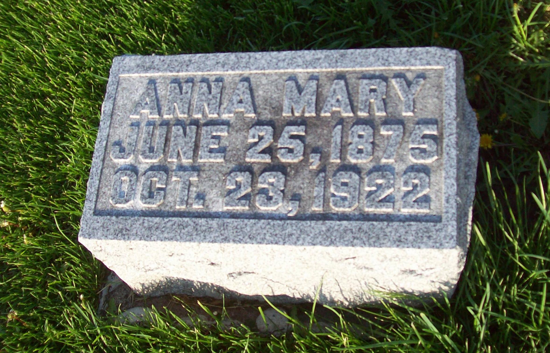 Anna M. <i>Pollock</i> Morrow