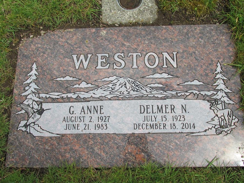 Gretchen Anne <i>Dieringer</i> Weston