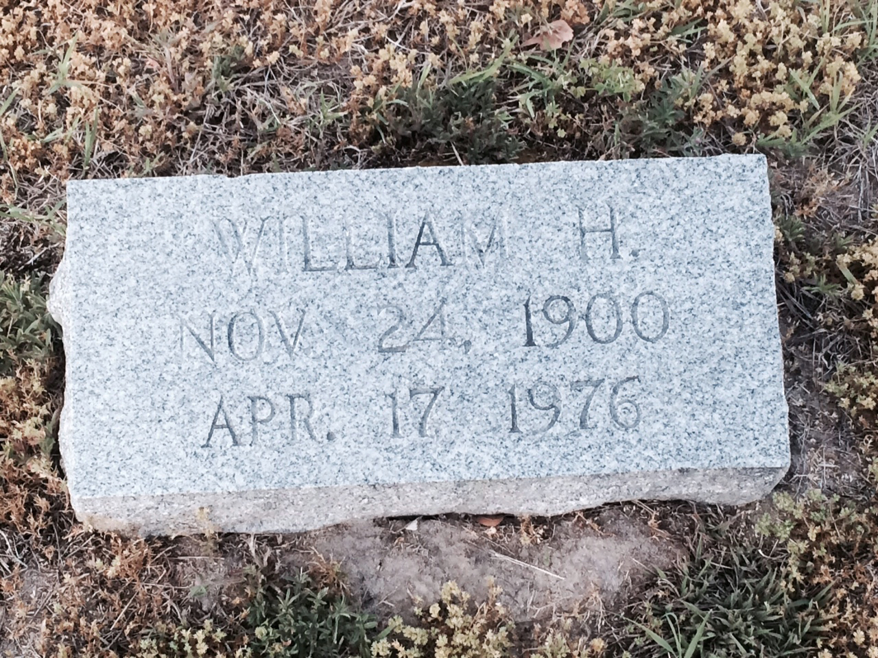 William H Elliott