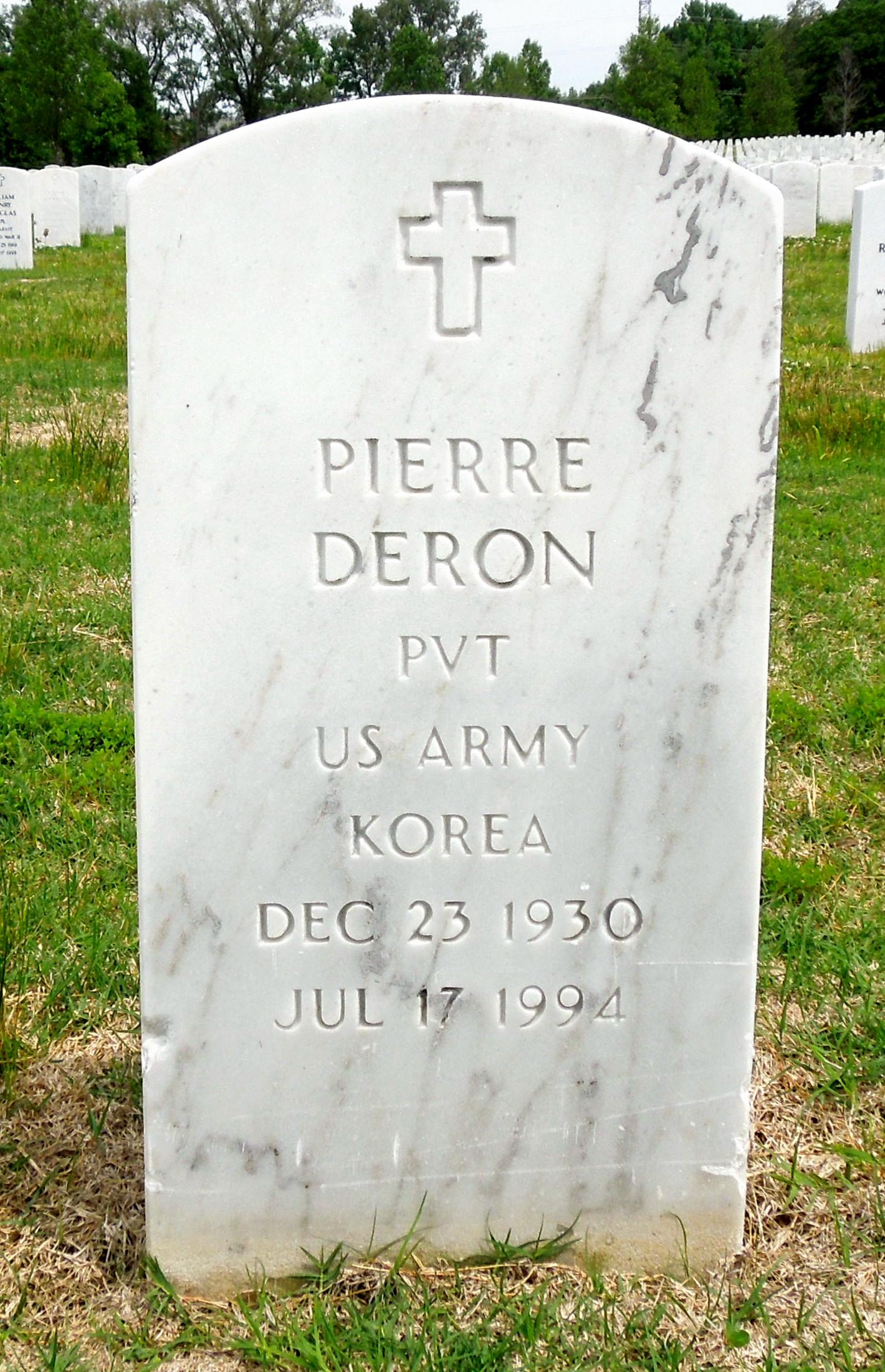 Pierre Deron