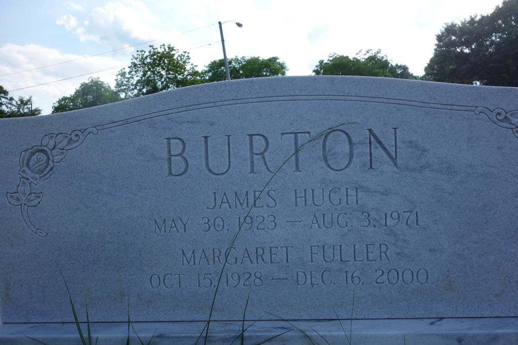 James Hugh Burton