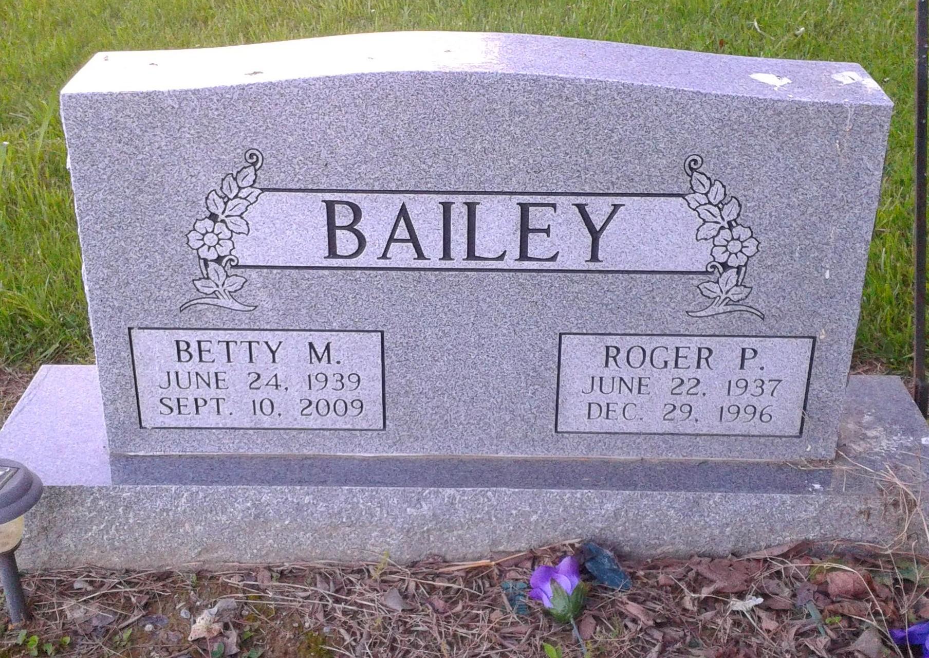 Betty Marie <i>Mosby</i> Bailey