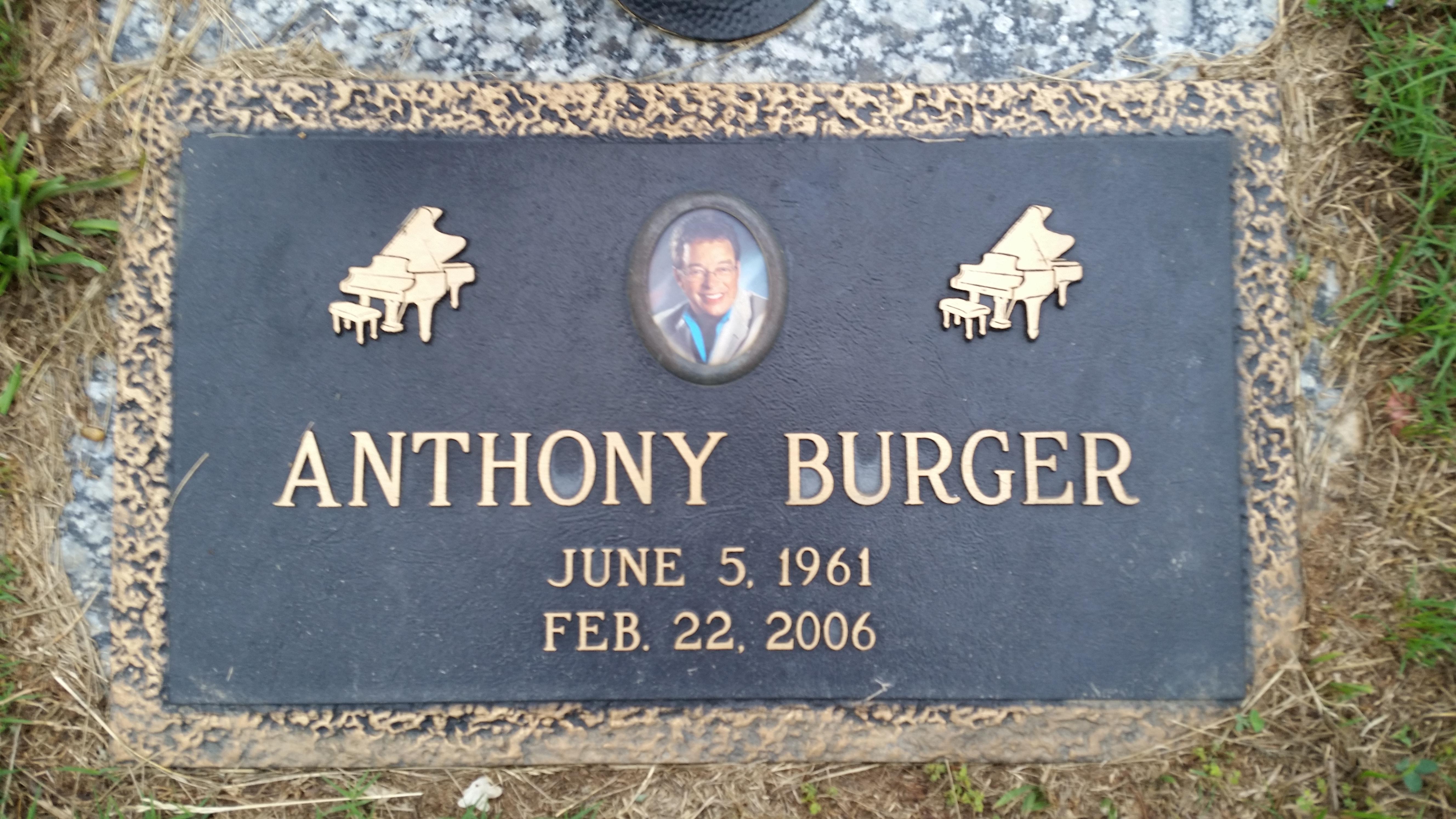 Anthony John Burger