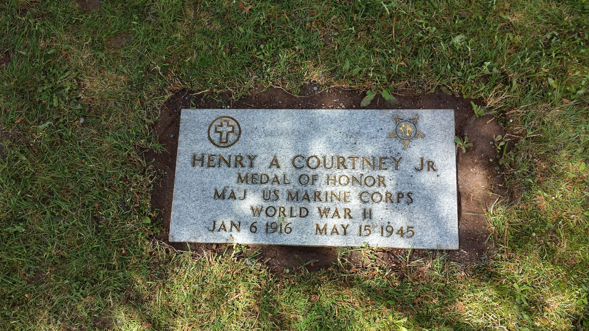 MAJ Henry Alexius Courtney, Jr