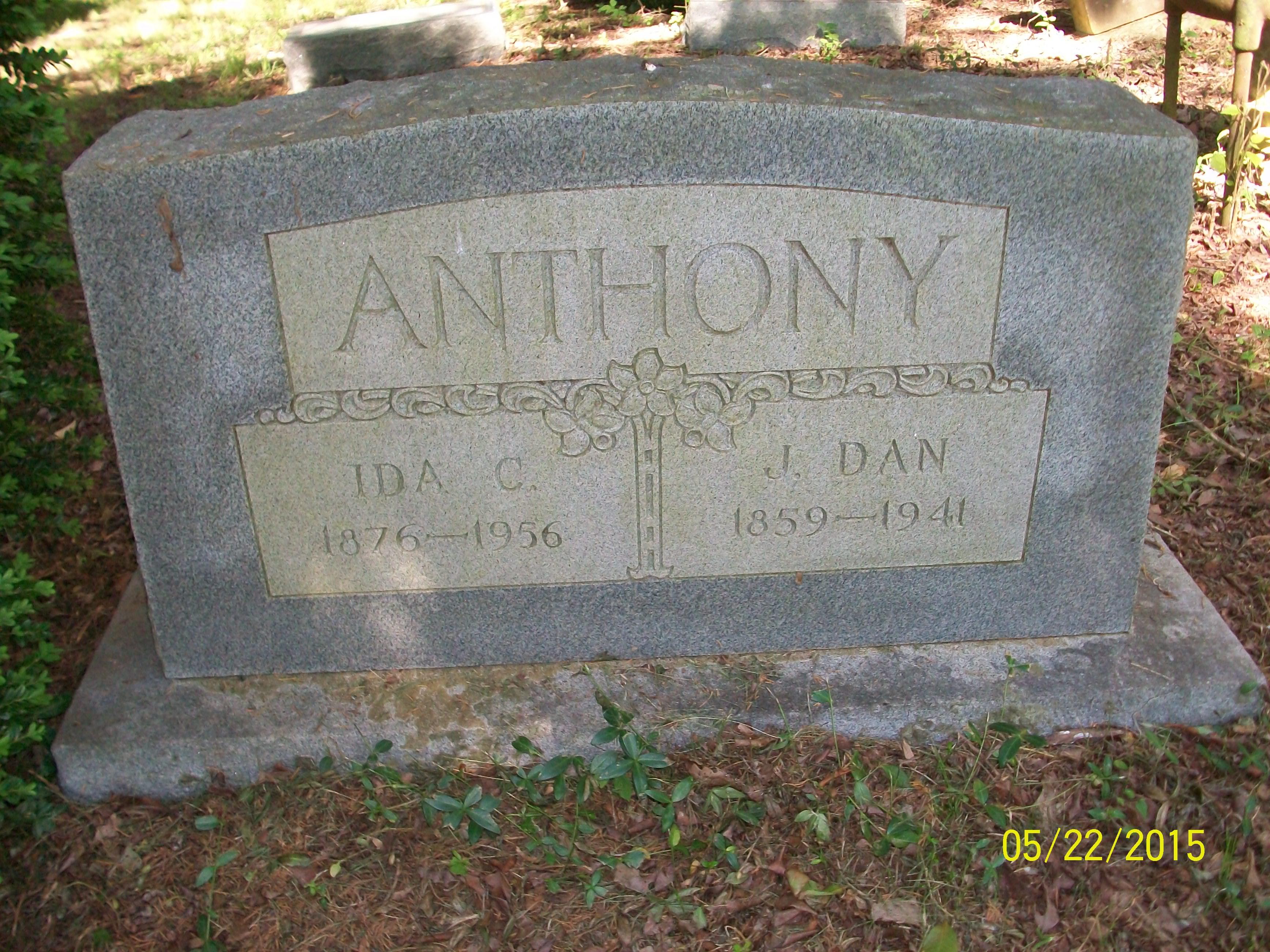 J. Dan Anthony