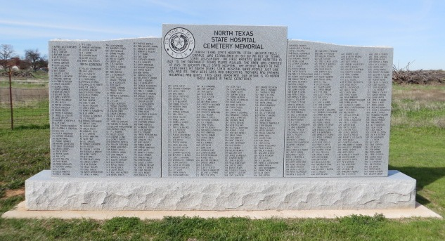 North Texas State Hospital Cemetery