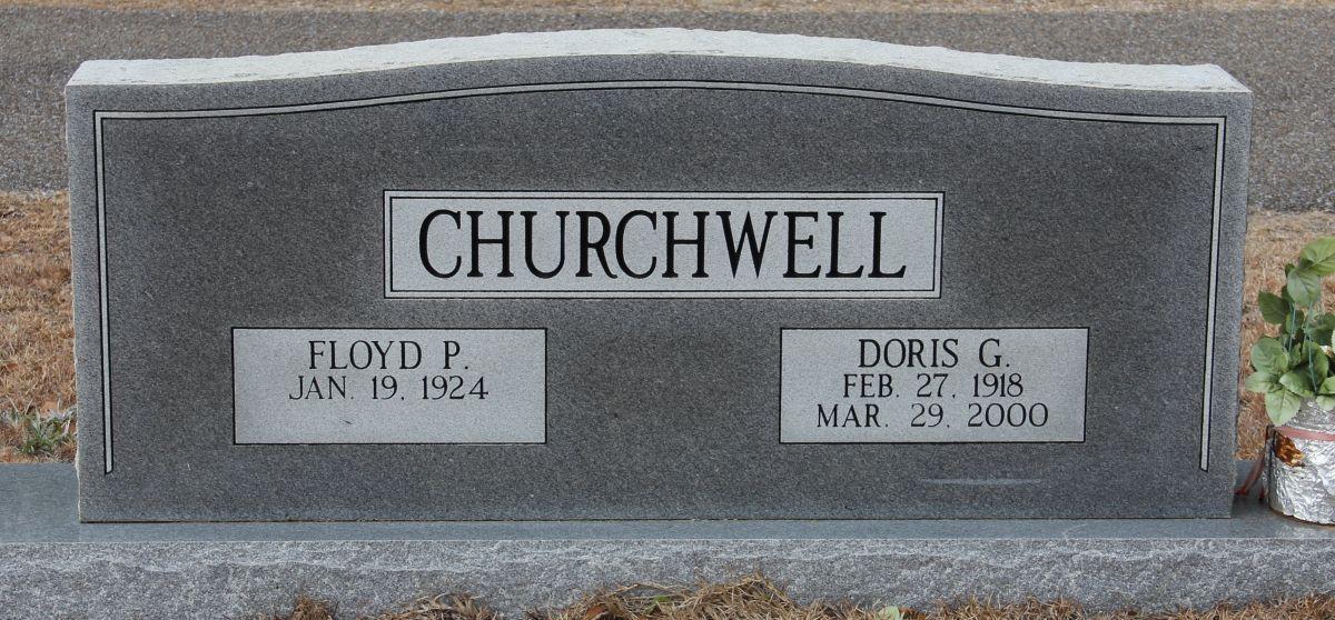 Floyd Presley Churchwell