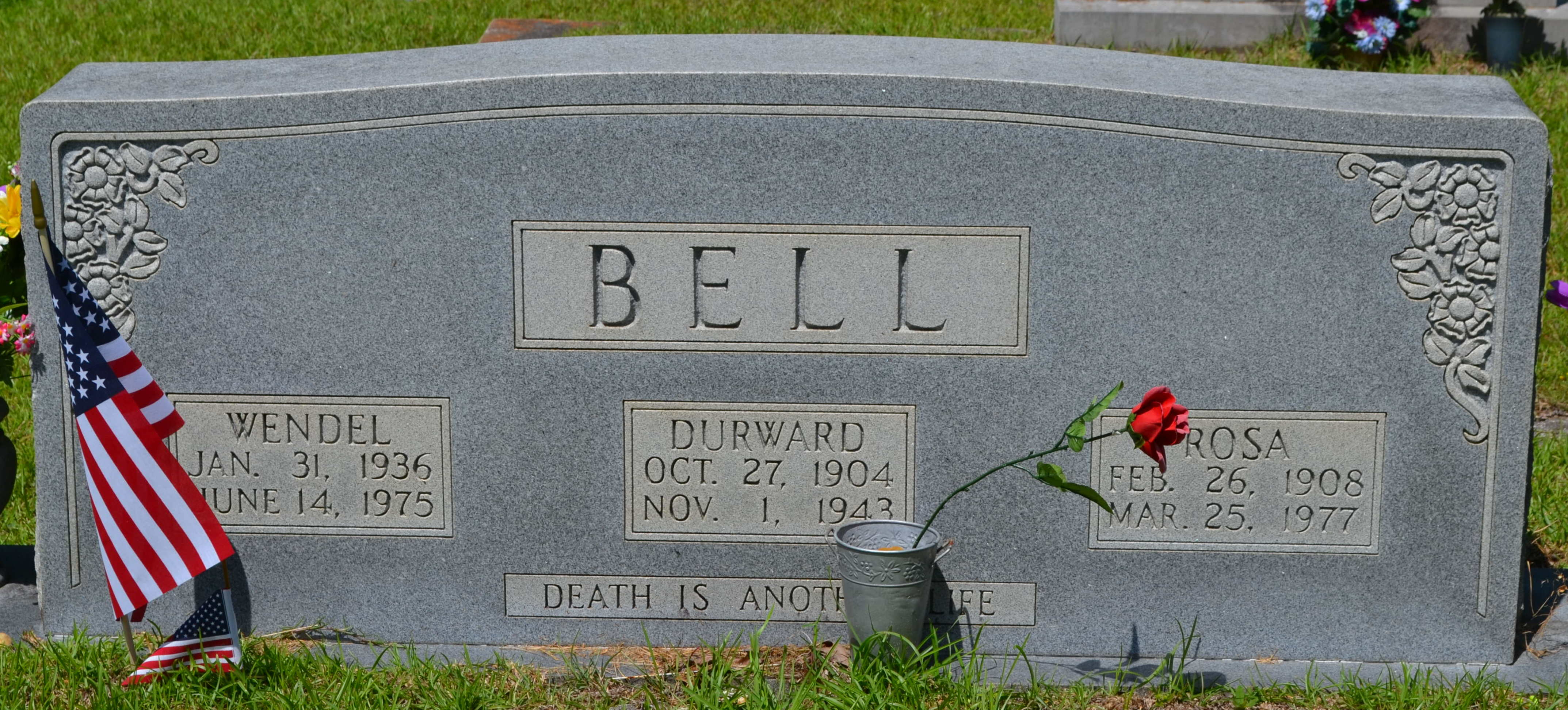 Durward Bell