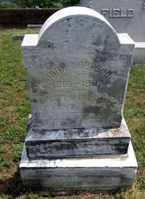 Mary Margaret <i>Myers</i> Johnson