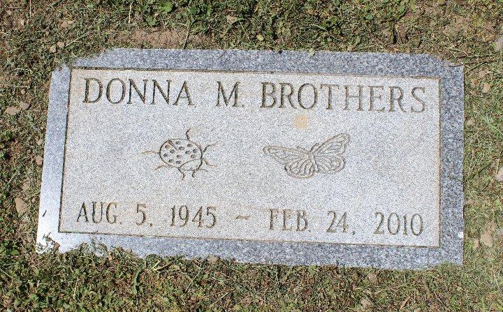Donna M. <i>Newland</i> Brothers