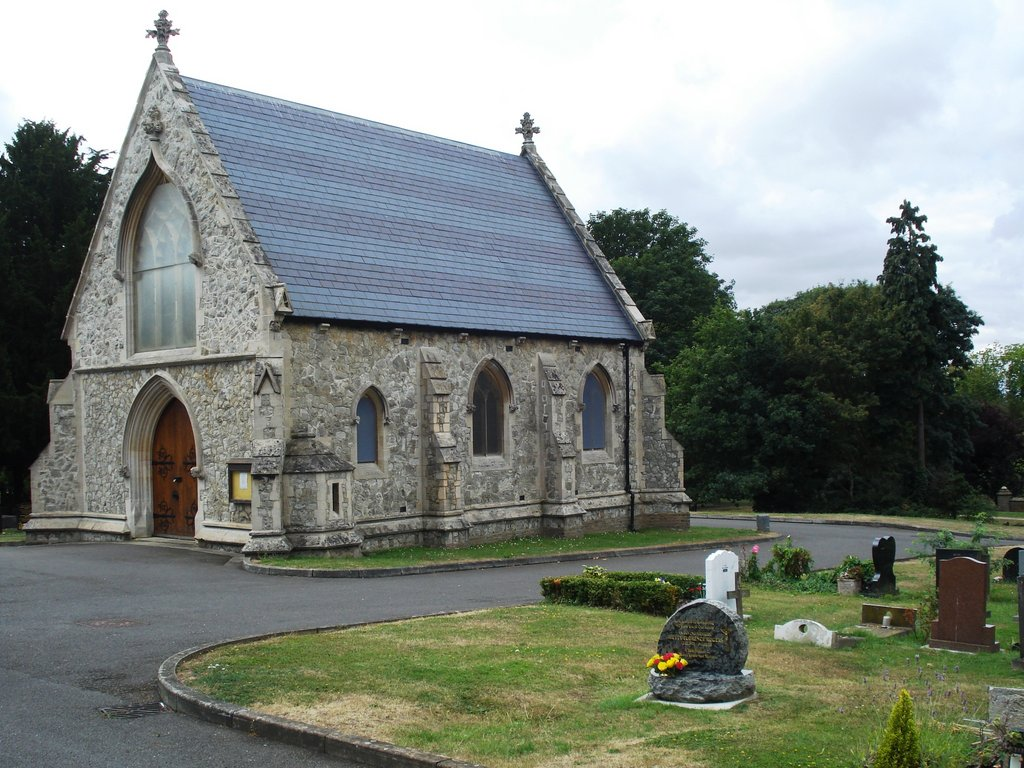 East Finchley Cemetery and Crematorium