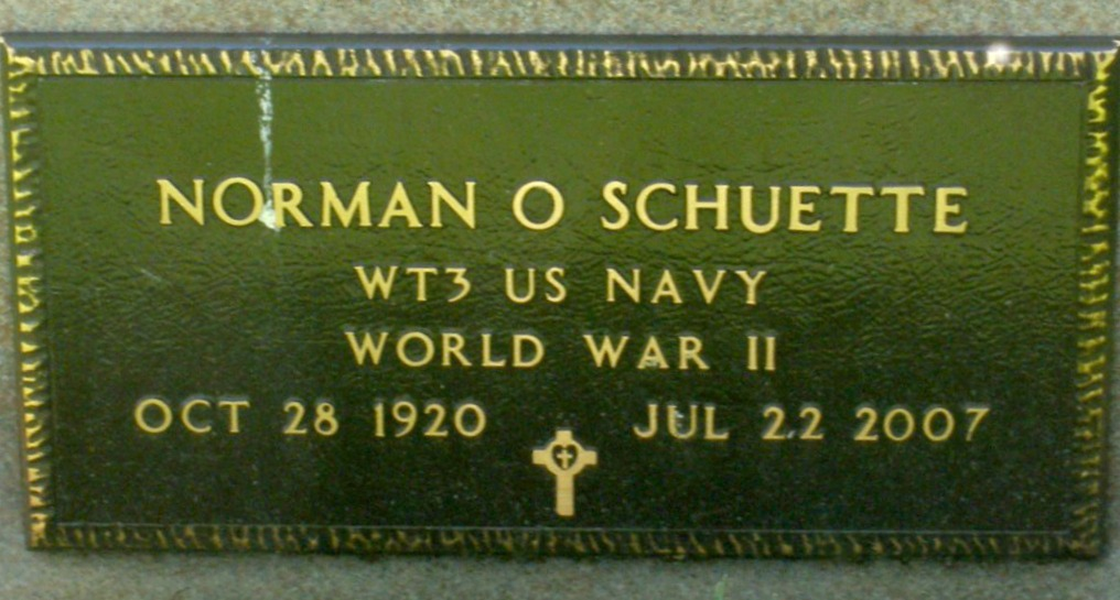 Norman O.E. Schuette