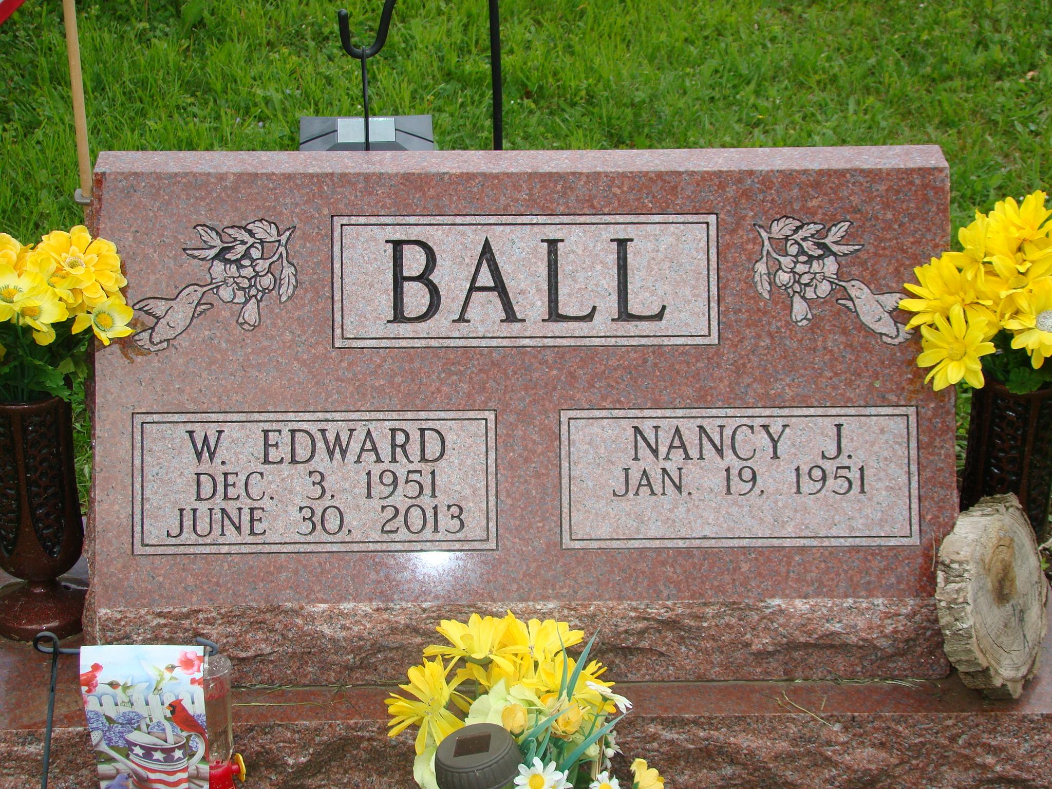 William Edward Ball, Jr