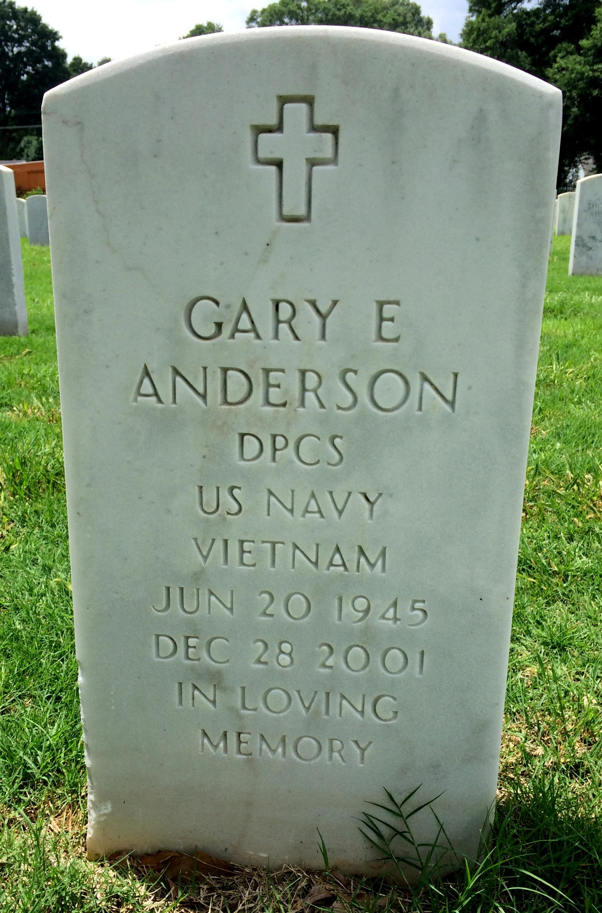 Gary E. Anderson