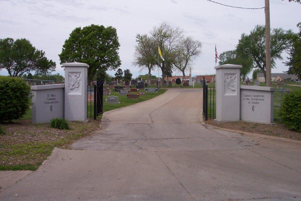 Saint Mary Cemetery