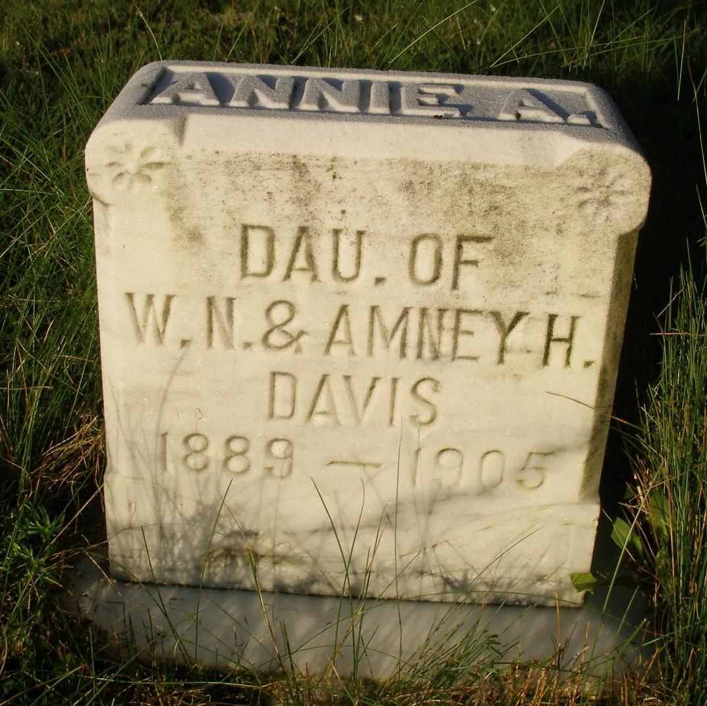 Annie A Davis