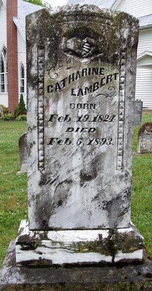 Catherine Horne <i>Keesling</i> Lambert