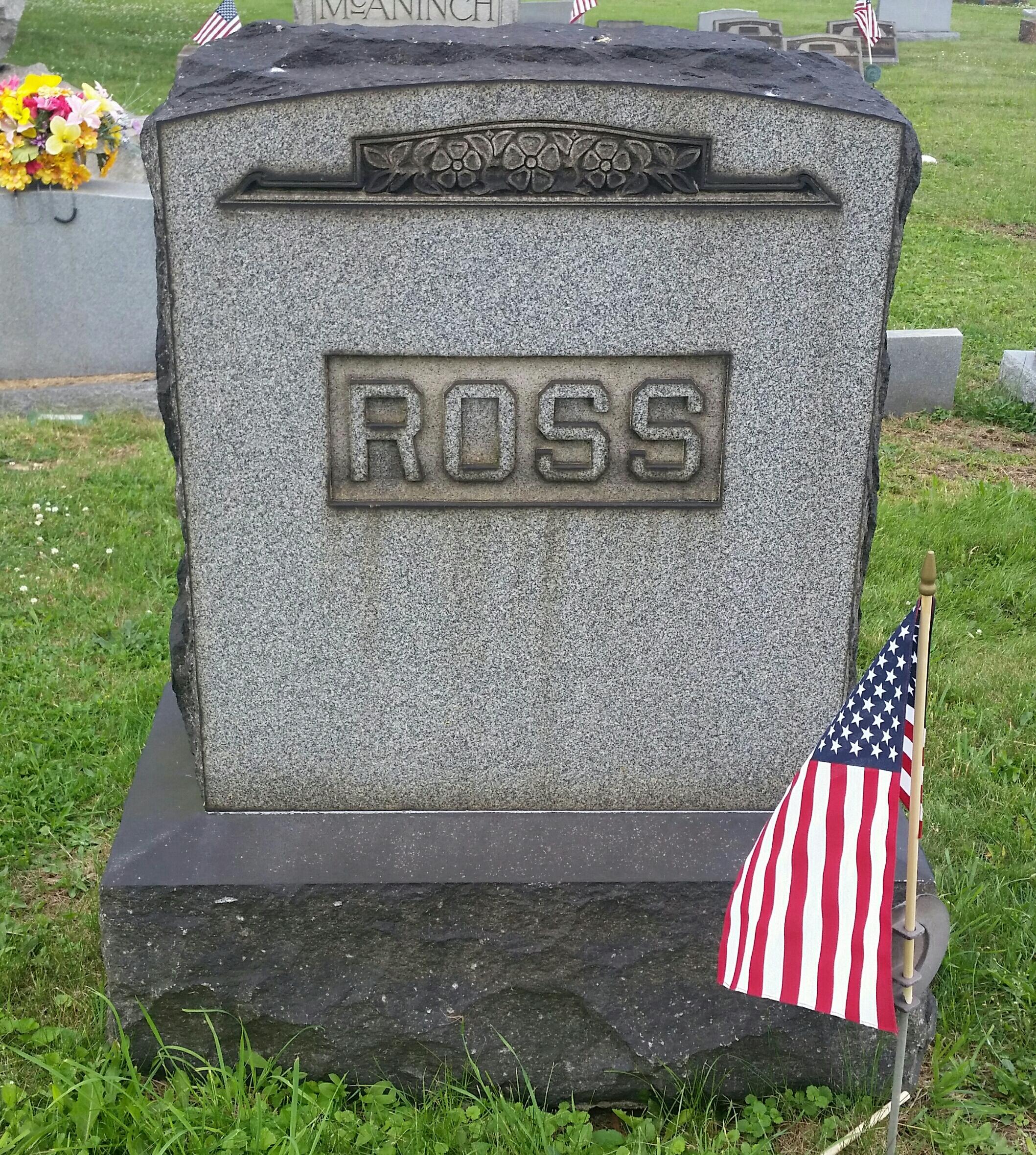 P Gordon Ross