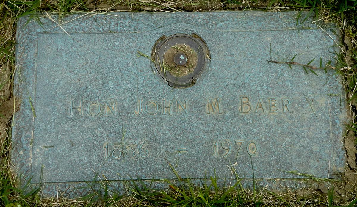 John Miller Baer