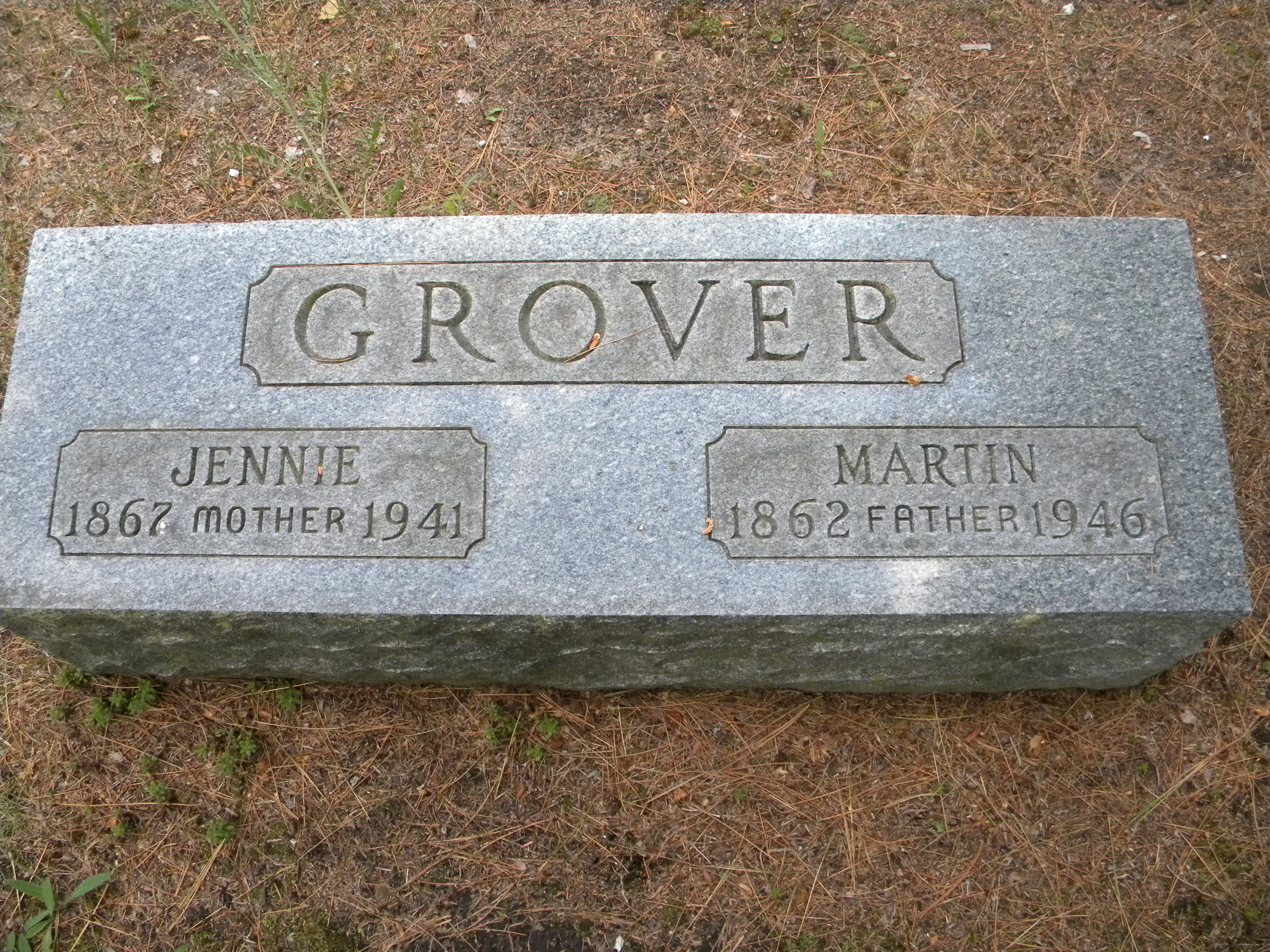 Martin M. Grover
