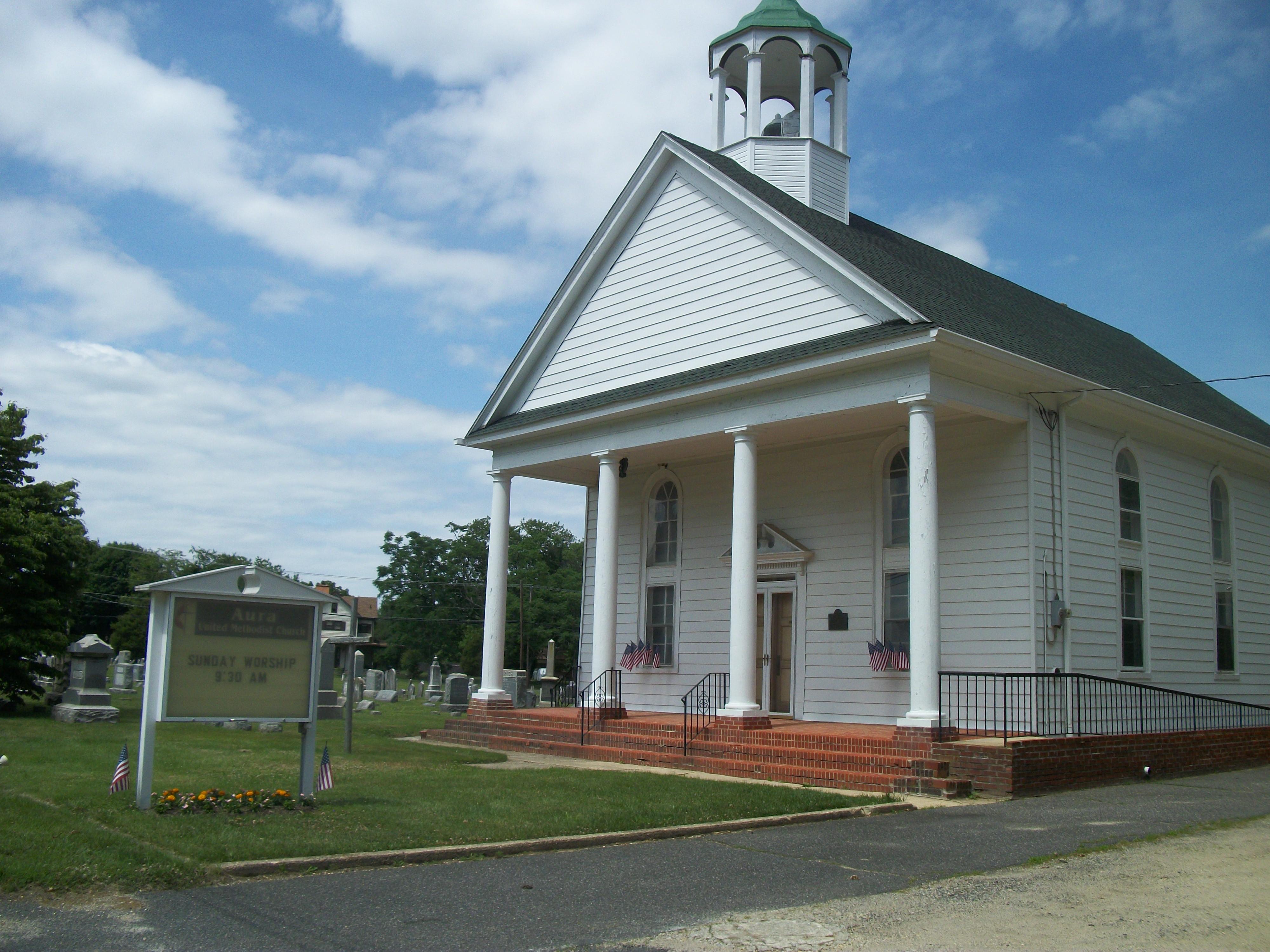 Aura Methodist Cemetery