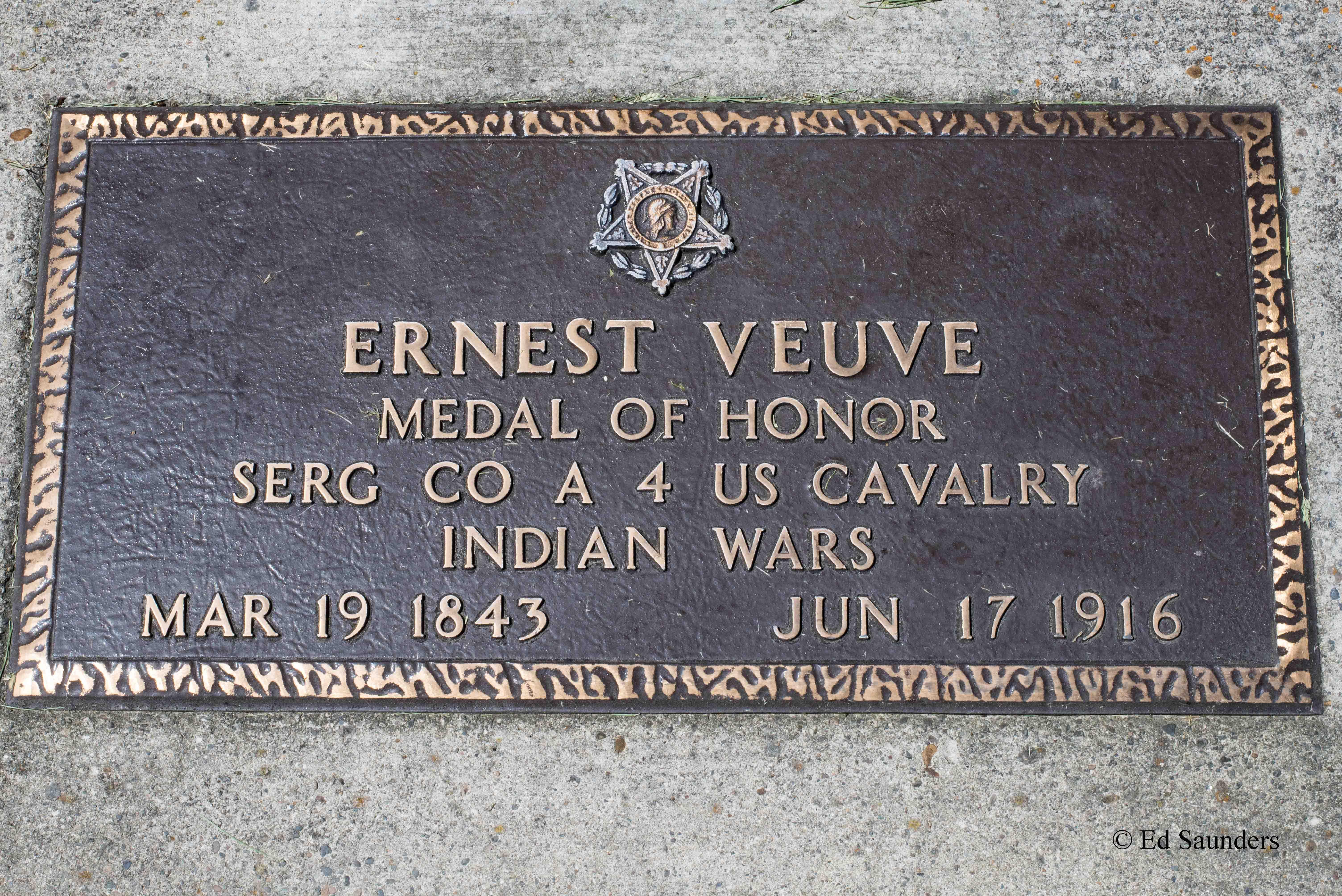 Ernest Veuve
