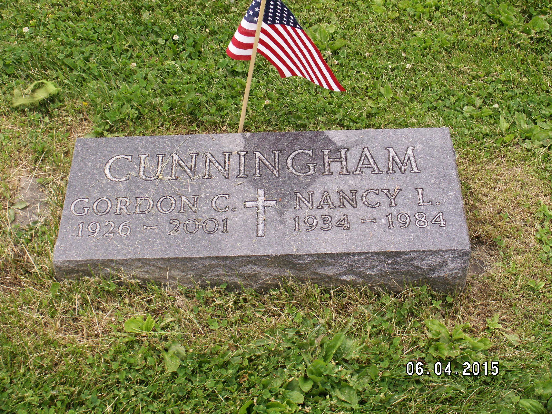 Gordon Chaplain Cunningham