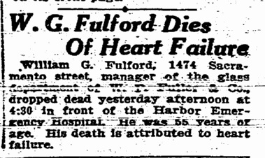 William Gilbert Fulford