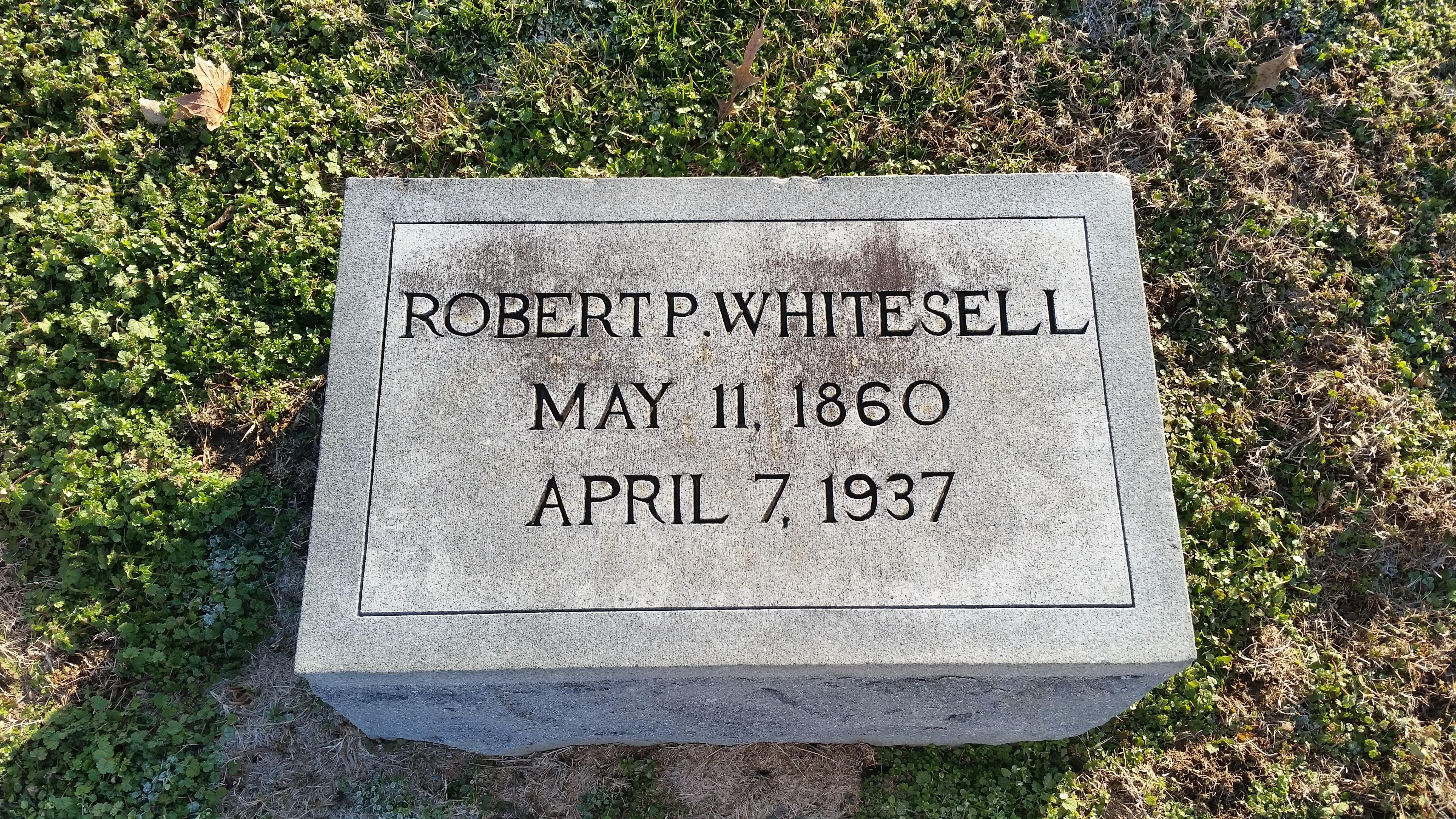 Robert Peter Whitesell