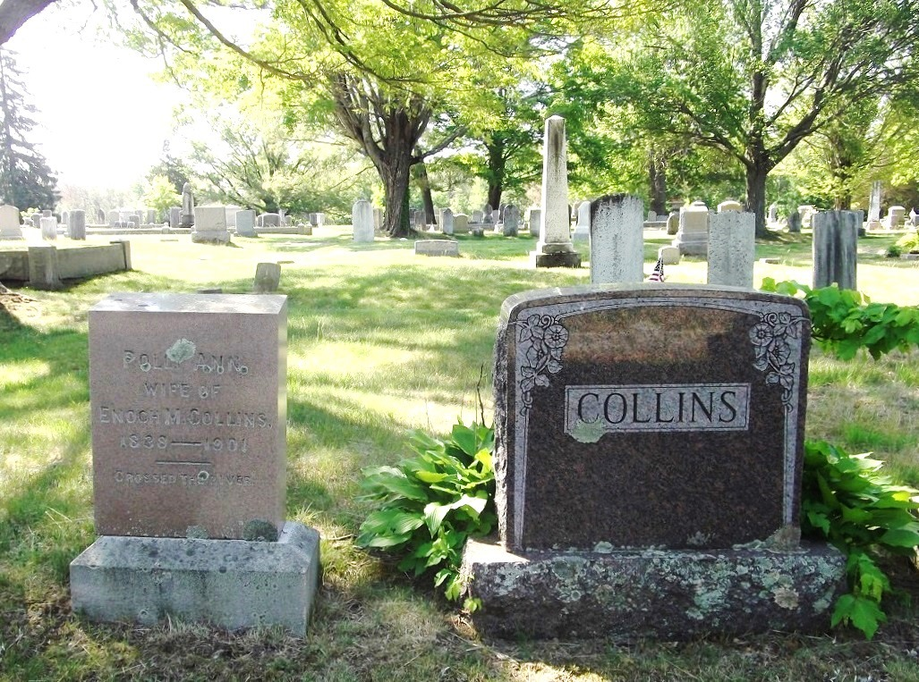 Elmer E Collins