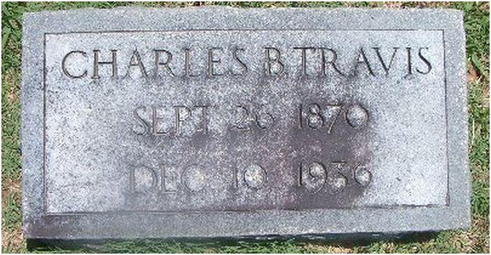 Charles Benjamin Travis