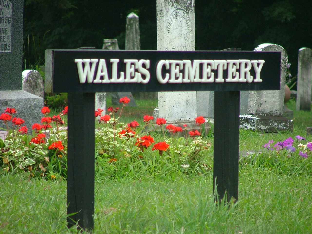 Wales Cemetery