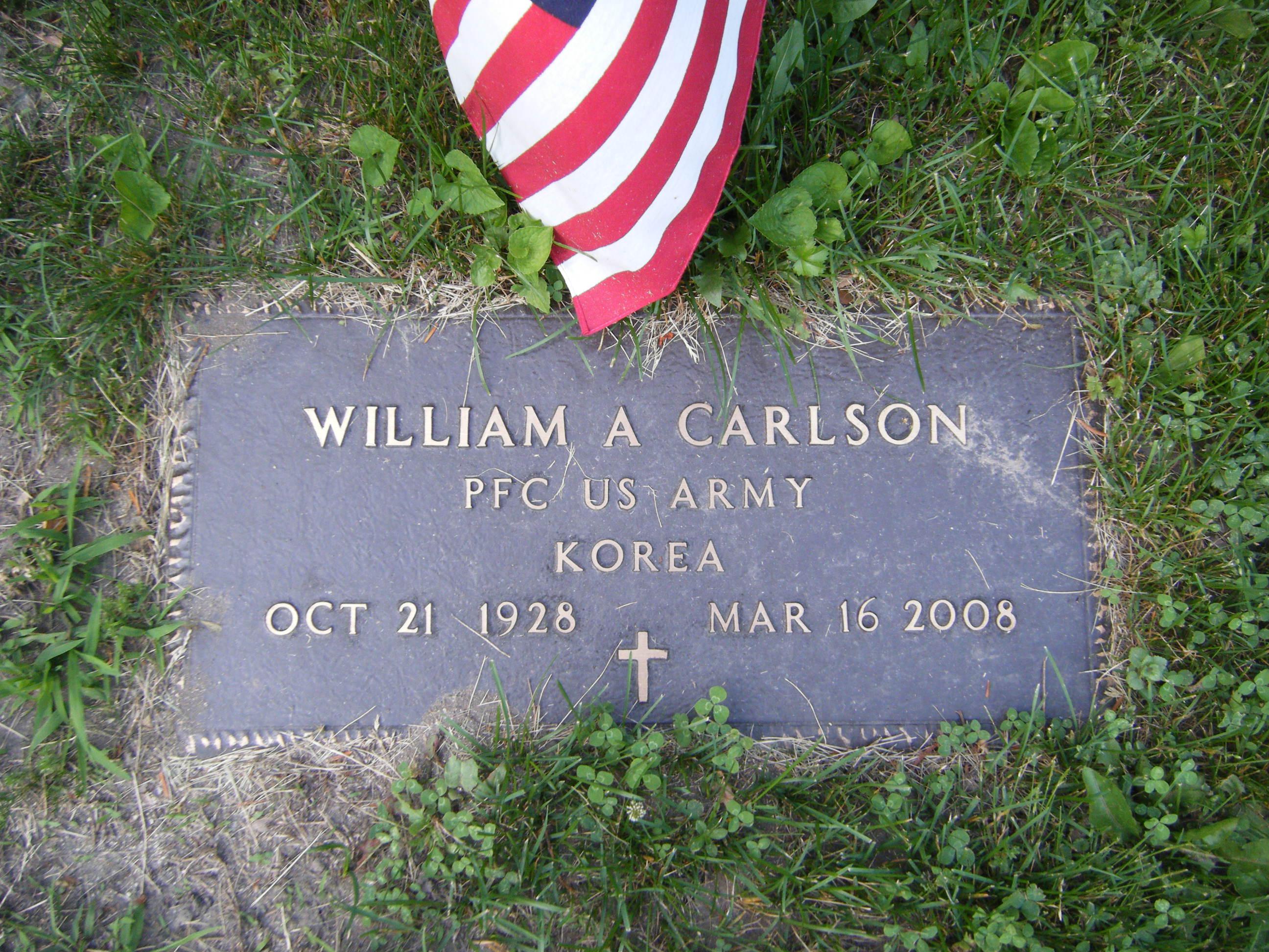 William A. Carlson
