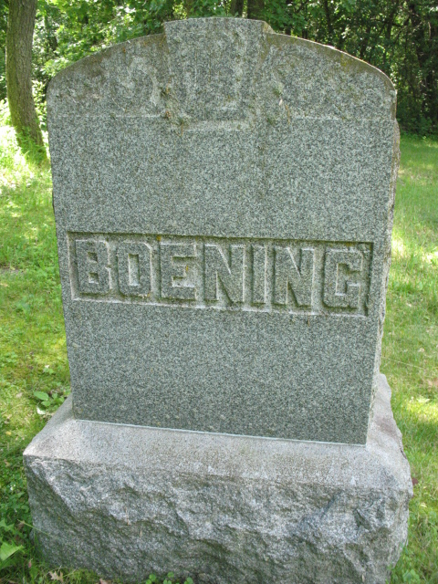 Boening