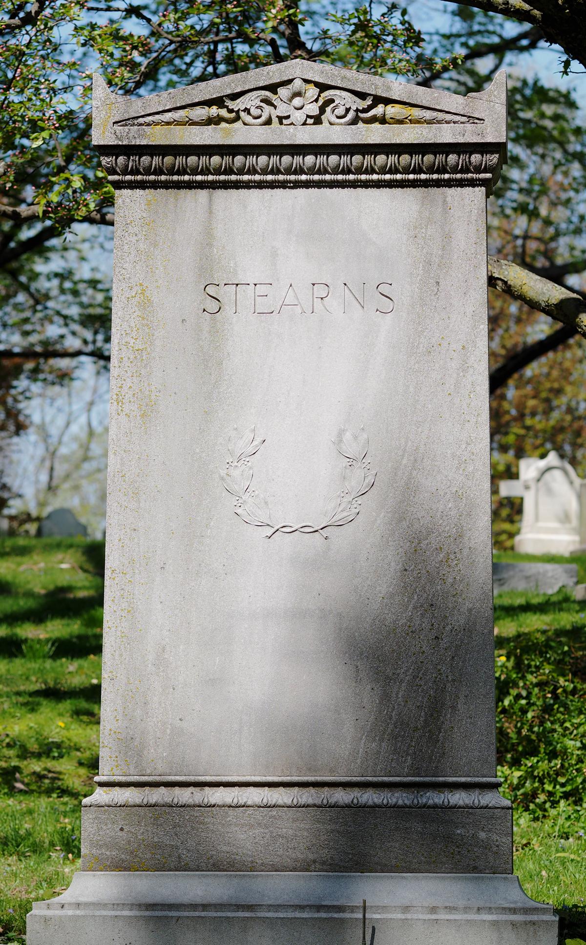 Russel Bangs Stearns