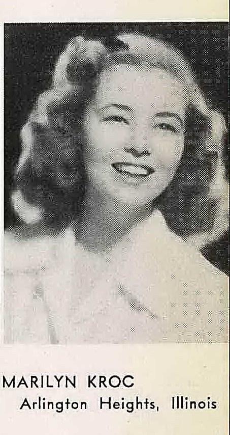 "ae2018d47cc9c Marilyn Janet ""Lynn"" Kroc Barg (1924-1973) - Find A Grave Memorial"