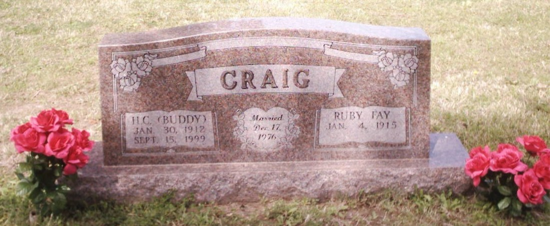Henry Clay Buddy Craig