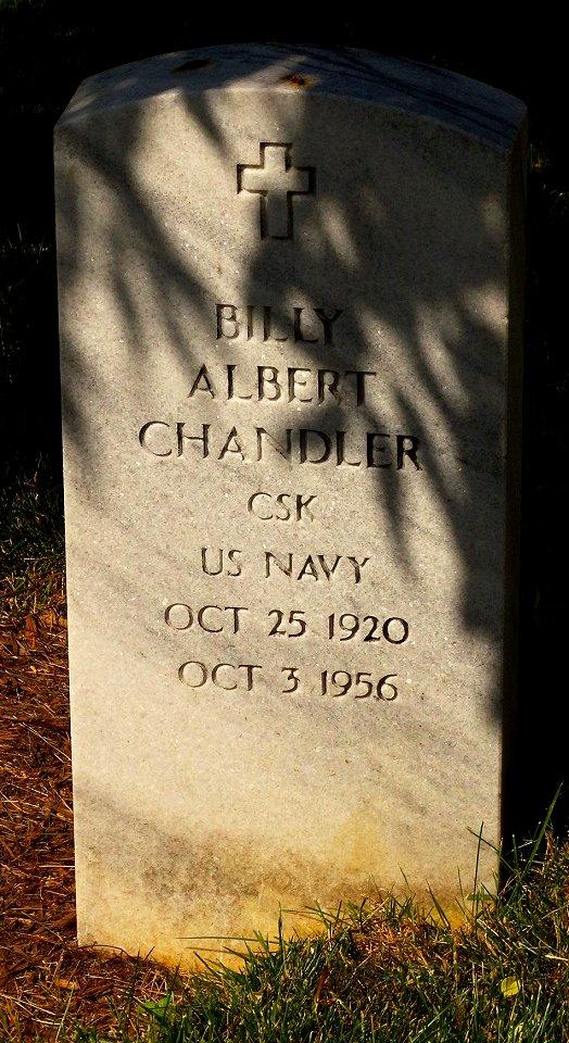 Billy Albert Chandler