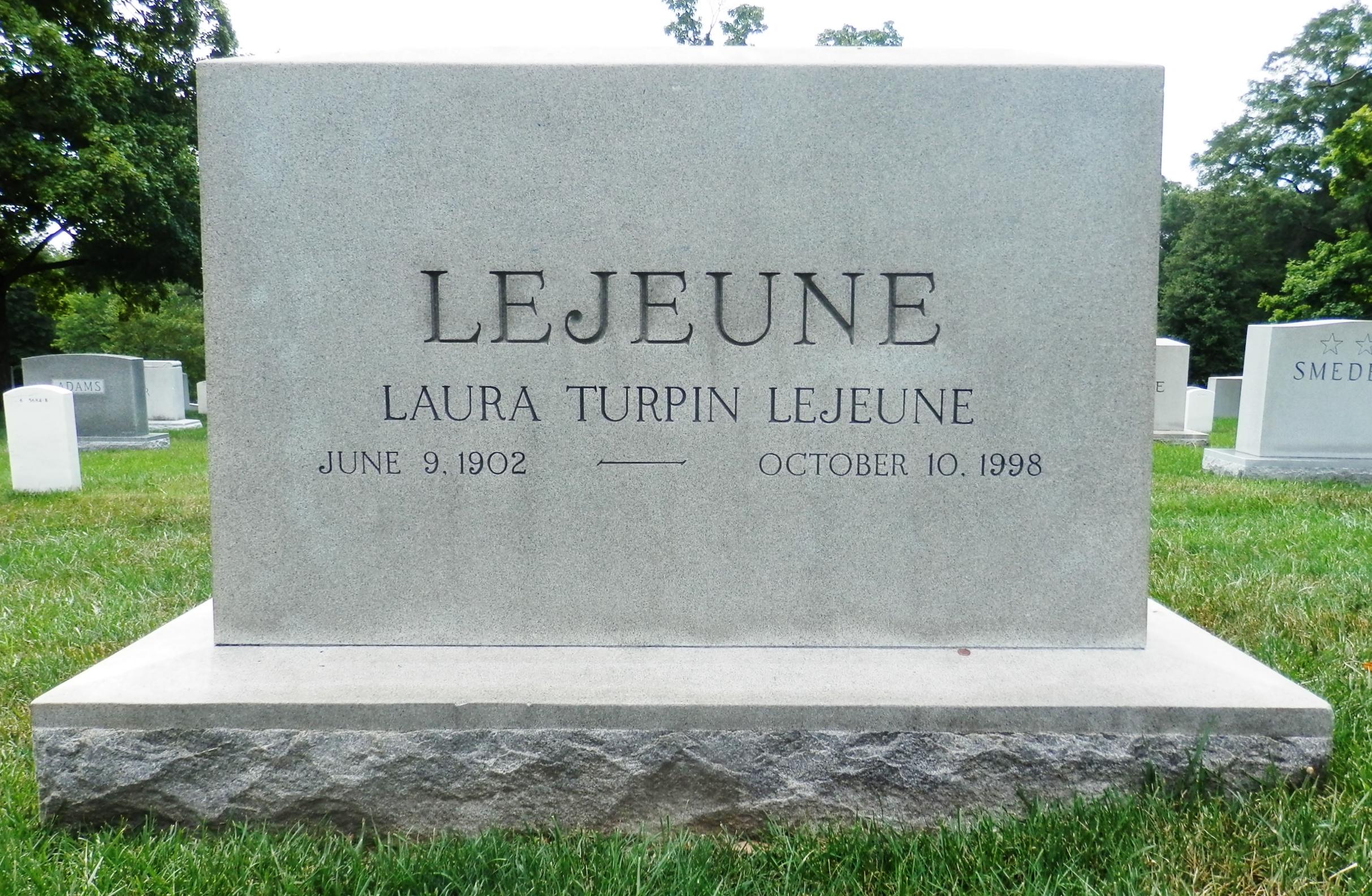 Laura Turpin Lejeune
