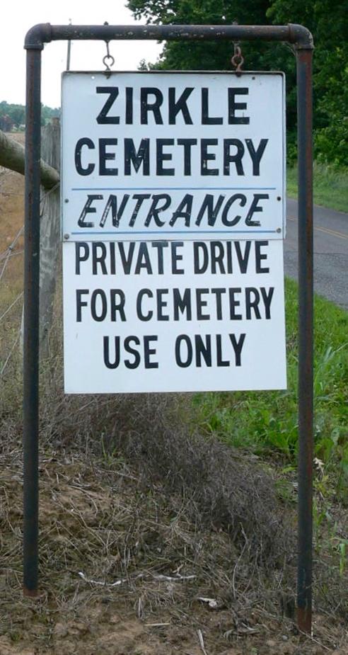 Zirkle Cemetery