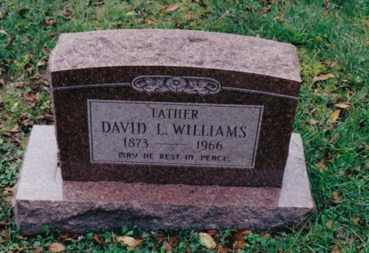 David Lafayette Williams