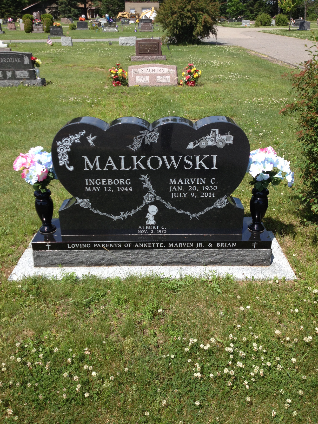 Marvin Malkowski (1930-2014) - Find A Grave Memorial