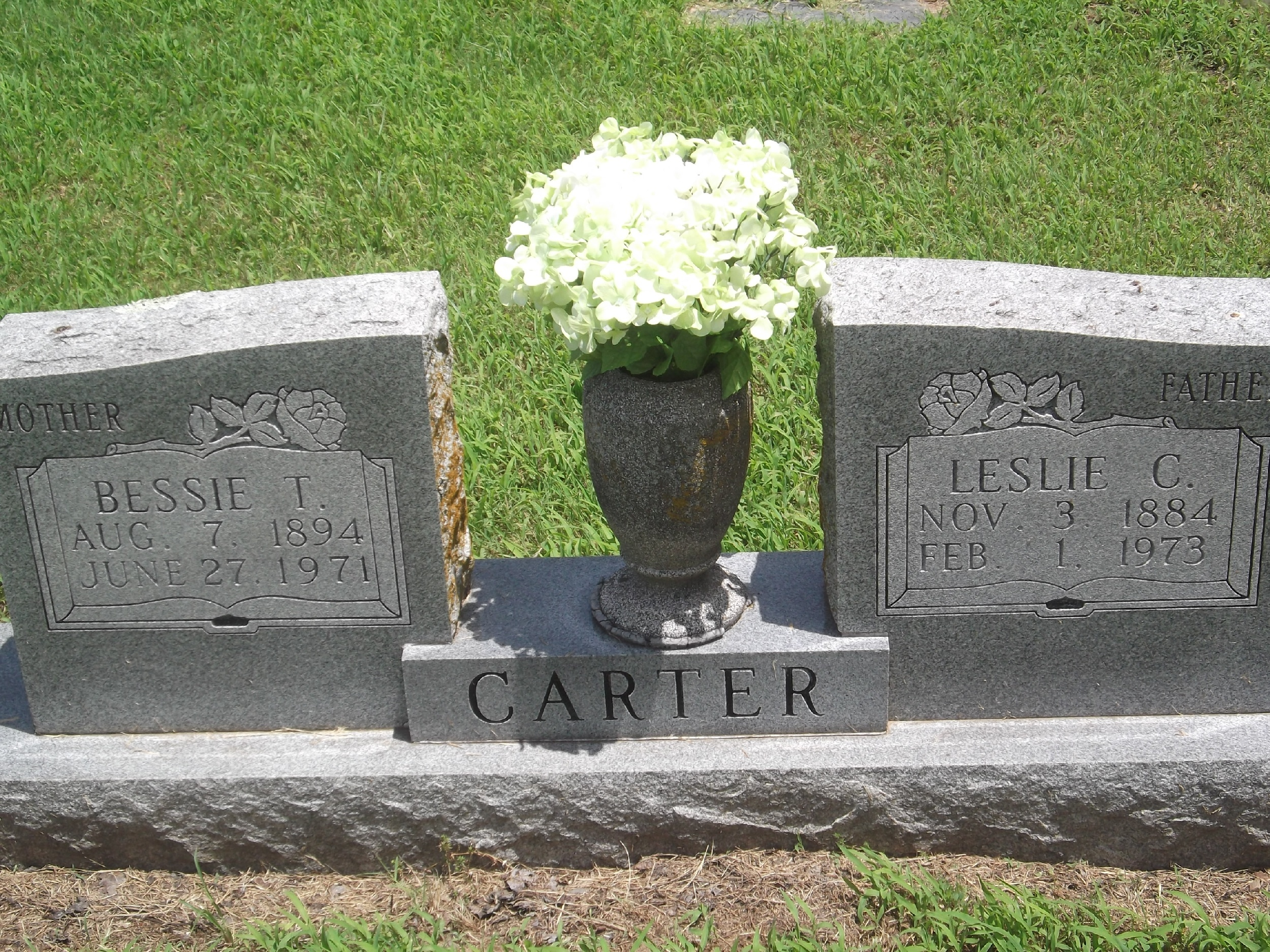 Bessie Mable <i>Travis</i> Carter