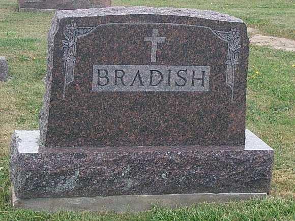 Katherine A. <i>Howell</i> Bradish