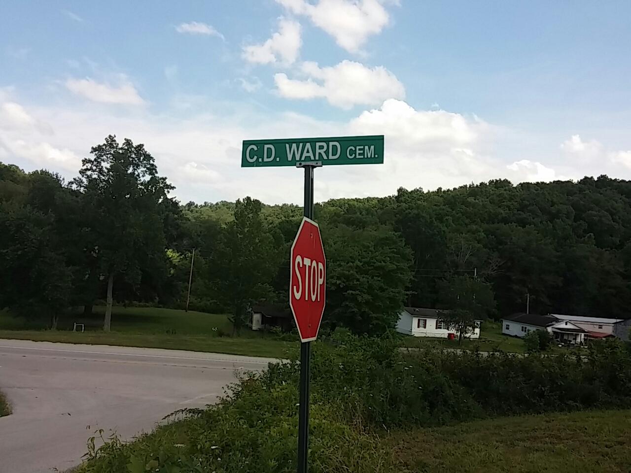 C.D. Ward Cemetery