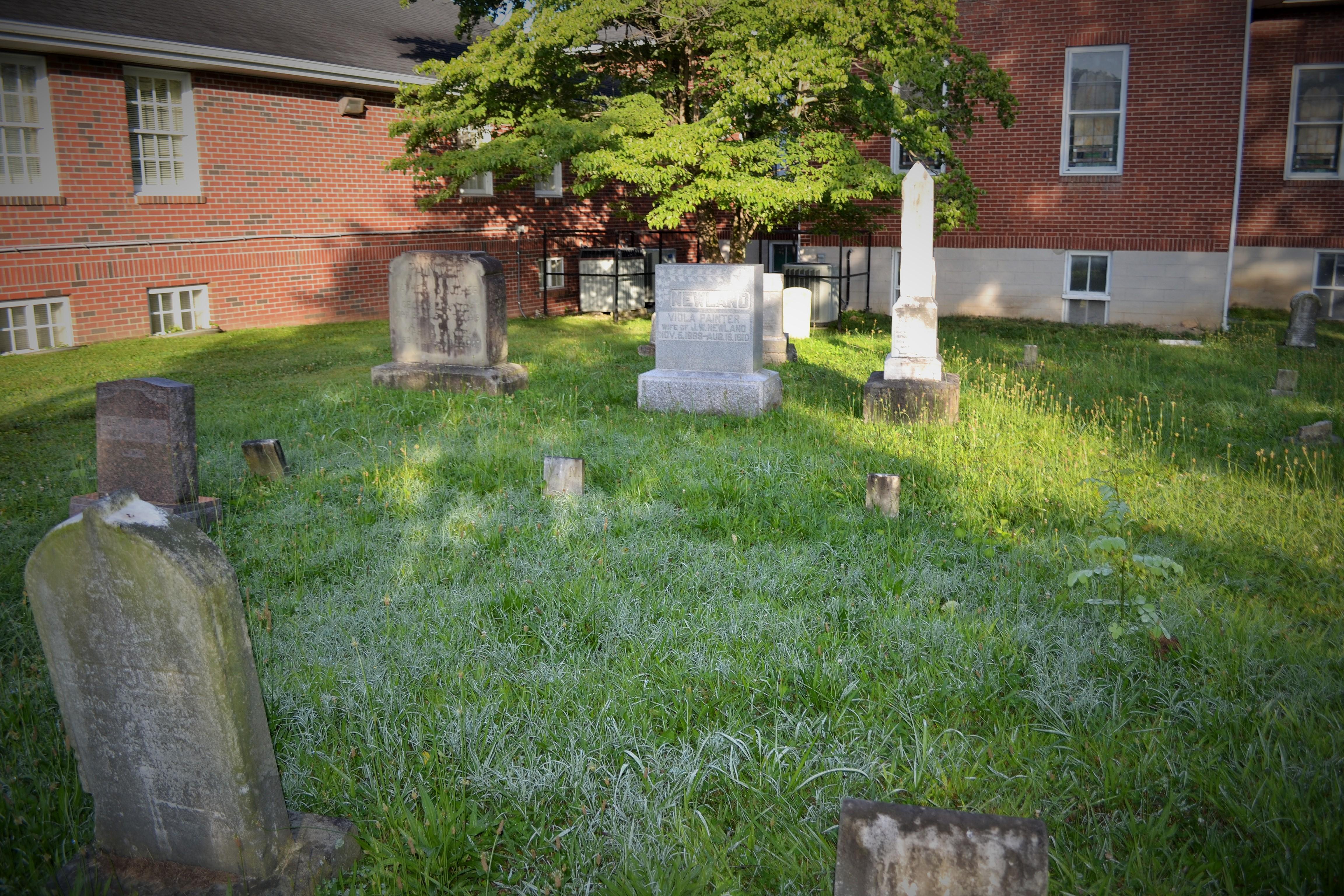 Brodhead Baptist Church Cemetery