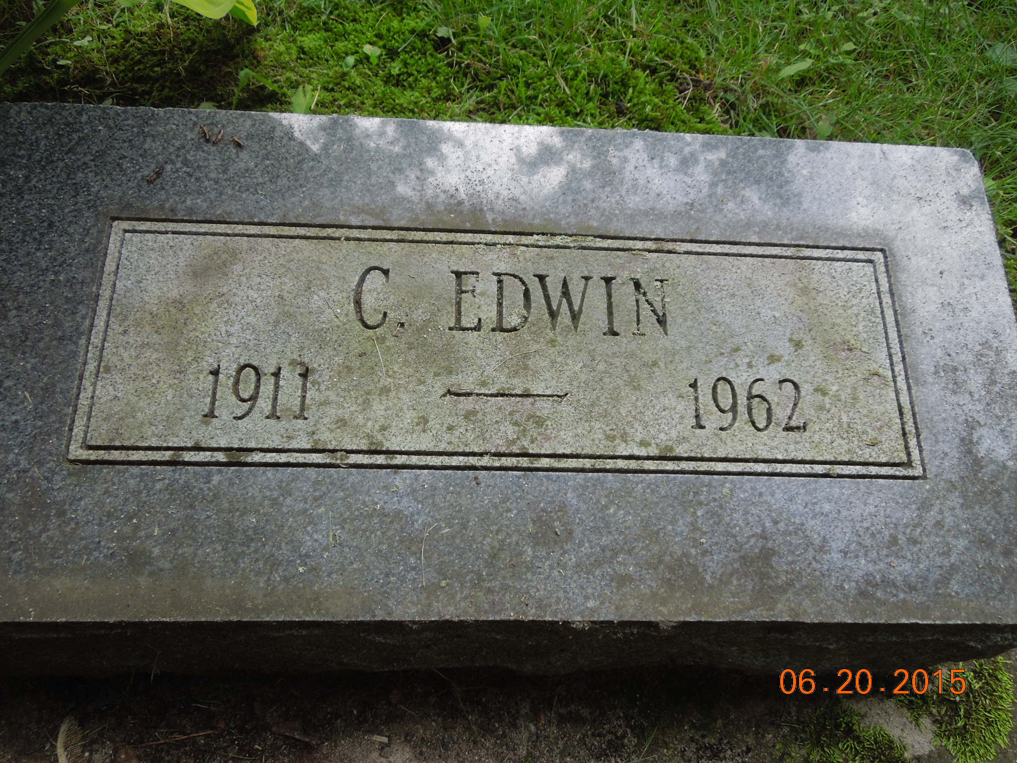 Charles Edwin Ed Anglemyer
